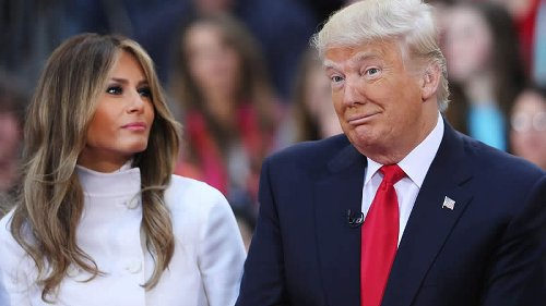 """Report Claimed That Donald And Melania Trump """"Sent The Butlers Home When They Left So There Would Be No One To Help The Bidens When They Arrived"""""""