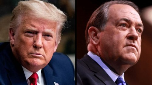 Exclusive Interview: Donald Trump Makes Major Announcement On Mike Huckabee