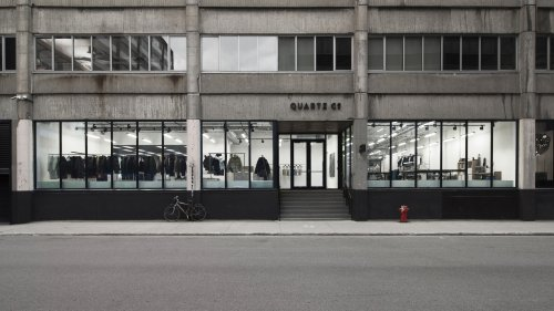 A Contemporary Nordic Lifestyle was the Inspiration for Canadian Brand Quartz Co.'s First Boutique | Design Raid