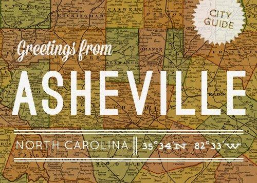 Asheville, NC City Guide – Design*Sponge