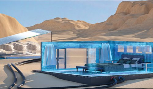 This New Electricity-Free Cooling System Could Work Even In The Desert