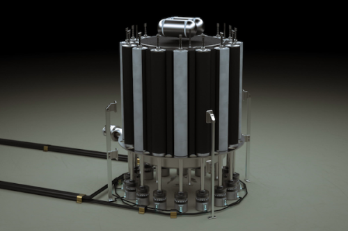 Former SpaceX Engineers Design Lightweight Nuclear Reactor For Portable Energy