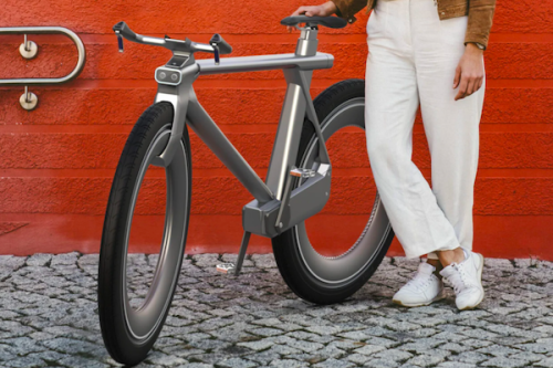 Hubless Wheels Could Make This High-Tech Electric Bike The Future Of Mobility