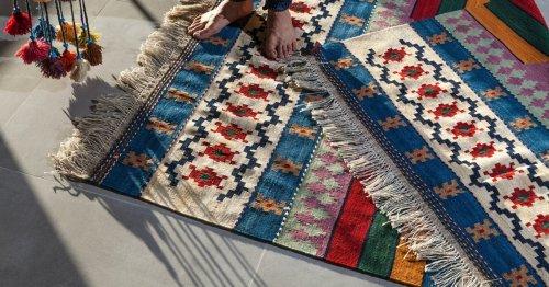 Teppich färben: Mit dieser Methode bekommt dein Teppich eine neue Farbe