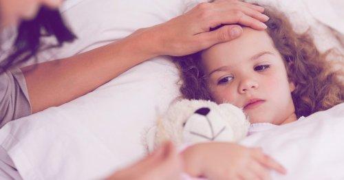 Wie erkenne ich Röteln bei Kindern? Das sind die typischen Symptome   desired.de