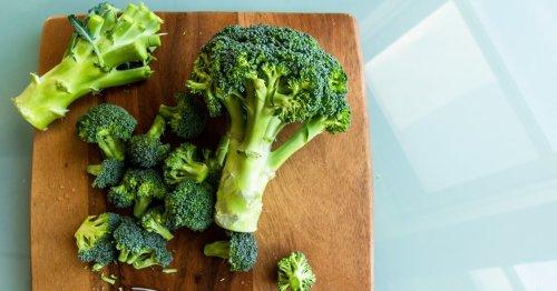 Brokkoli waschen: So entfernst du Schmutz und Pestizide gründlich