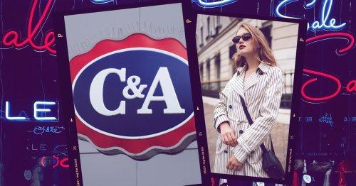 C&A Sale & Rabatt-Code: Diese Trendteile sind noch mal 20 % günstiger   desired.de