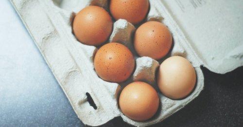 Eier schälen: Mit diesem Tipp geht es schnell