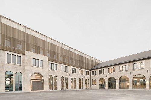 Vom Abstellgleis geholt: Kulturbahnhof in Aalen