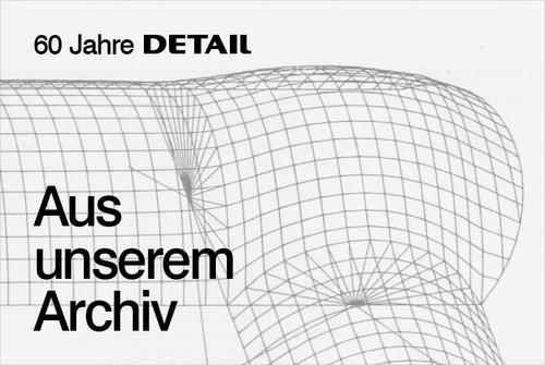 Leichtes Dach auf schweren Mauern – Museum für Hamburgische Geschichte (1991)