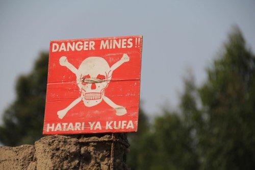 Zurück zum Thema | Landminen – Eine Welt ohne Landminen bis 2025: Geht das? | detektor.fm – Das Podcast-Radio