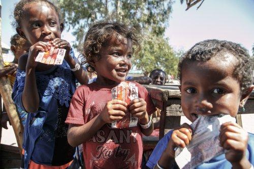 Zurück zum Thema | Hungersnot in Madagaskar – Woran scheitert der Kampf gegen den Hunger? | detektor.fm – Das Podcast-Radio