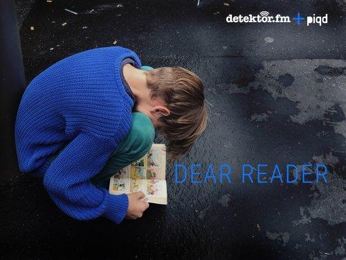 Dear Reader | Tijan Sila über Jugend, Sprache, Gewalt, Krieg und Liebe – Wir zusammen mal wieder in einem noch unaufgeräumten Kopf | detektor.fm – Das Podcast-Radio