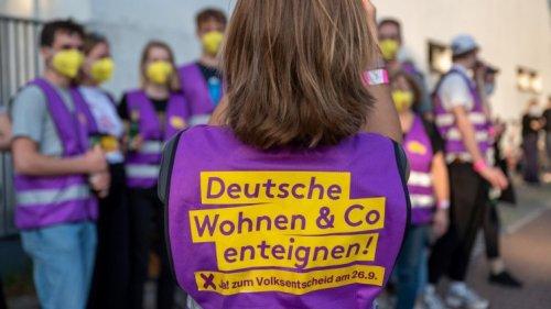 Volksentscheid - Berlin stimmt für Enteignung großer Wohnungskonzerne