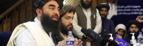 Afghanistan Taliban wollen diplomatische Beziehungen und Finanzhilfe