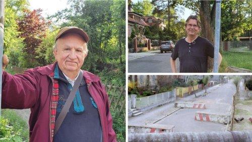 Einmal Westberlin und zurück - Die Mauerspringer