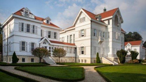 Ein Haus der Kunst am Bosporus