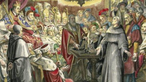 500 Jahre Luther vor dem Reichstag - Der Vater der Gedankenfreiheit