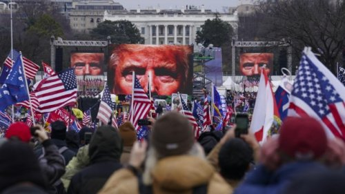Trump-Account bleibt gesperrt - Bann wird Prinzipienfrage