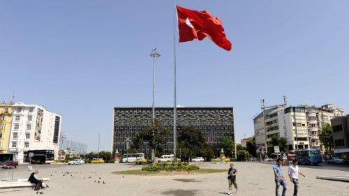 Symbol für eine säkulare Türkei