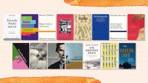 Preis der Leipziger Buchmesse - Das ist die Shortlist