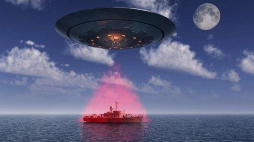 Zwischen Science und Fiction - UFOs, Aliens und der Erstkontakt