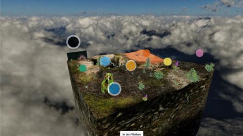 Im virtuellen Gemeinschaftsgarten