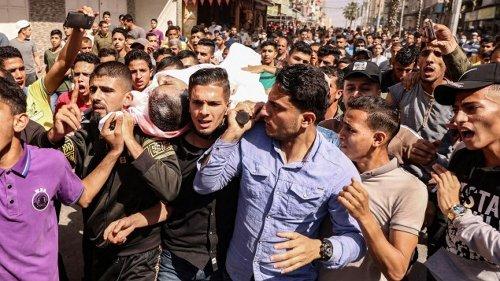 """Nahostkonflikt aus Sicht eines Palästinensers - """"Die Zivilisten sind immer schutzlos"""""""