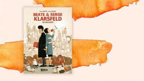 """""""Beate und Serge Klarsfeld. Die Nazijäger"""" - Das Leben eines kämpferischen Paars in Bildern"""