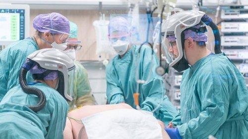 Krankenhauspersonal in der Coronakrise - Wohin mit Angst und Sorge?