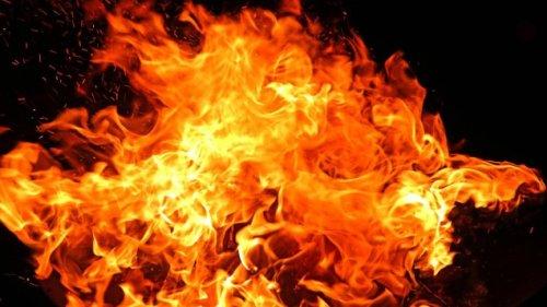 Wenn das eigen Haus brennt
