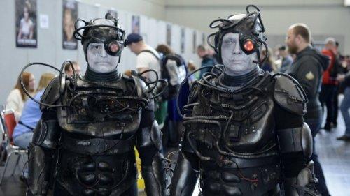 Sternenflotte oder Borg-Kollektiv?