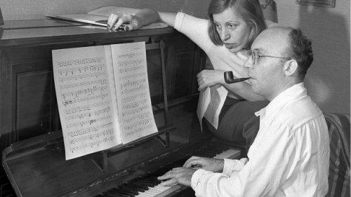Lotte Lenya und Kurt Weill - Zu zweit allein