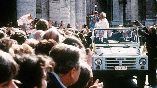 Als Maria dem Papst das Leben rettete