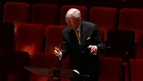 Dirigent Herbert Blomstedt - Herr der Romantikriesen
