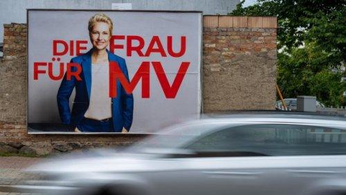 Warum wählt Mecklenburg rot und Vorpommern schwarz/blau?