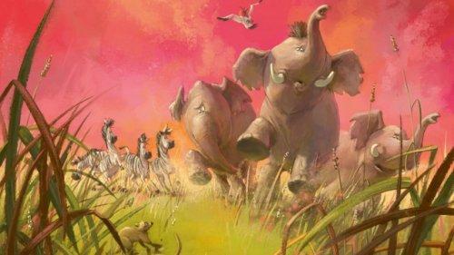 Demokratie lernen - mit Elefanten und Erdmännchen