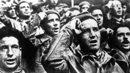 Lieder aus europäischen Widerstandsbewegungen - Und die Hand wird zur Faust