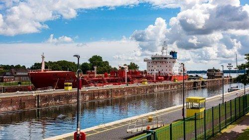 Sanierung des Nord-Ostsee-Kanals - Operation am offenen Herzen des Warenverkehrs