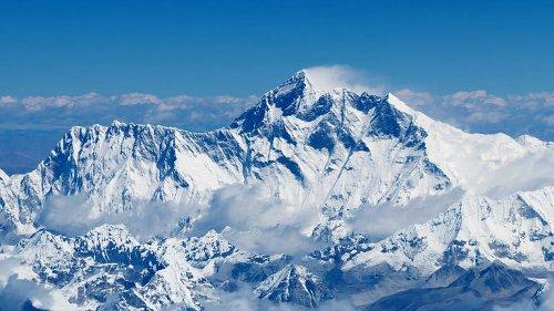 Grenz-Pläne auf dem Mount Everest