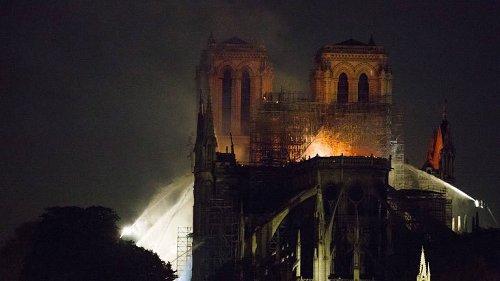 Notre-Dame soll 2024 fertig werden
