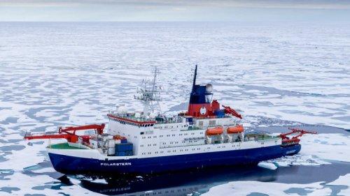 Erste Erkenntnis der Arktis-Expedition MOSAiC
