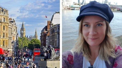 Eva Kirch ist auch nach dem Brexit in London zu Hause