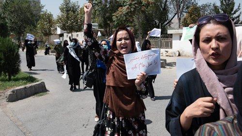 """Herrschaft der Taliban: """"Es gibt Leute, die haben unfassbaren Mut"""""""