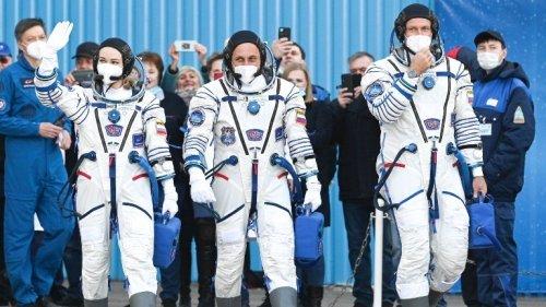 Was es heißt, einen Film auf der ISS zu drehen