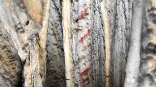 Ist das Neandertaler-Kunst?