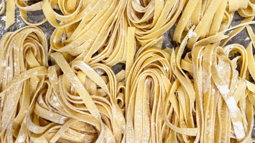 Es kann nur die eine Pasta geben – oder?
