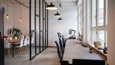 Corona und die Immobilienbranche - Schöne neue Bürowelt