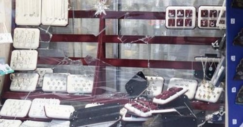 Appeal for witnesses after Ilfracombe jewellers robbery