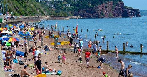 Once secret Devon beaches now tourist faves